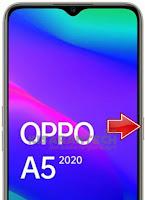Cara Hard Reset Oppo A5 2020