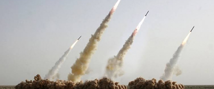 Iran Fires 12 Missiles at US Bases in Iraq