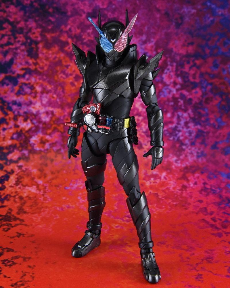 S H E Together Forever Hebe: S.H. FiguArts Kamen Rider Build RabbitTank Hazard Form
