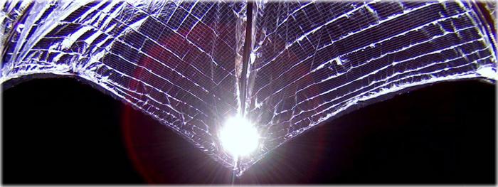 LightSail 2 - vela solar está funcionando
