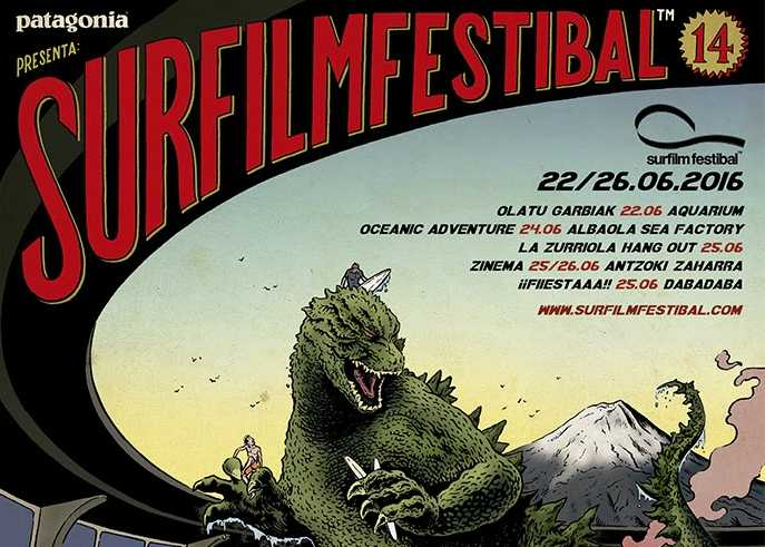 SURFZILLA - SURFILMFESTIBAL IS ON THE WAY TO IT´S 14 EDITION