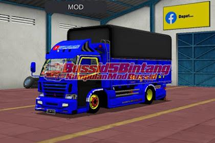 Mod Bussid Truck B1Bk4 Terpal Kotak.