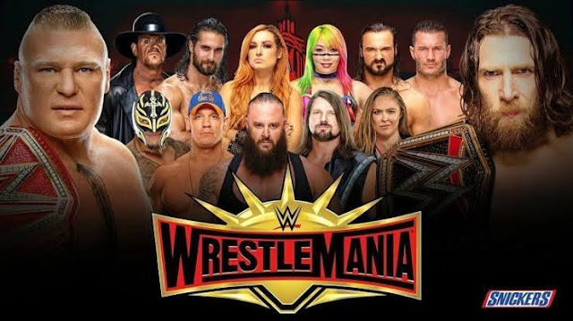 5 huge returns planned for Wrestlemania 35