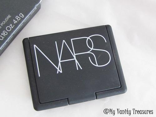 Nars Matahari Blush Review