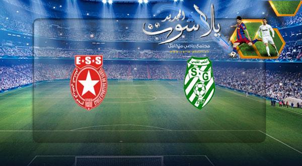 نتيجة مباراة الملعب القابسي والنجم الرياضي الساحلي بتاريخ 06-06-2019 كأس تونس