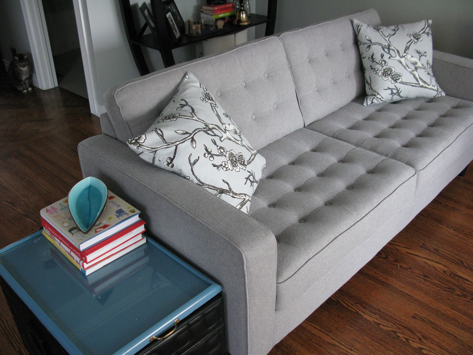 Wink Interiors Loving The New Sofa