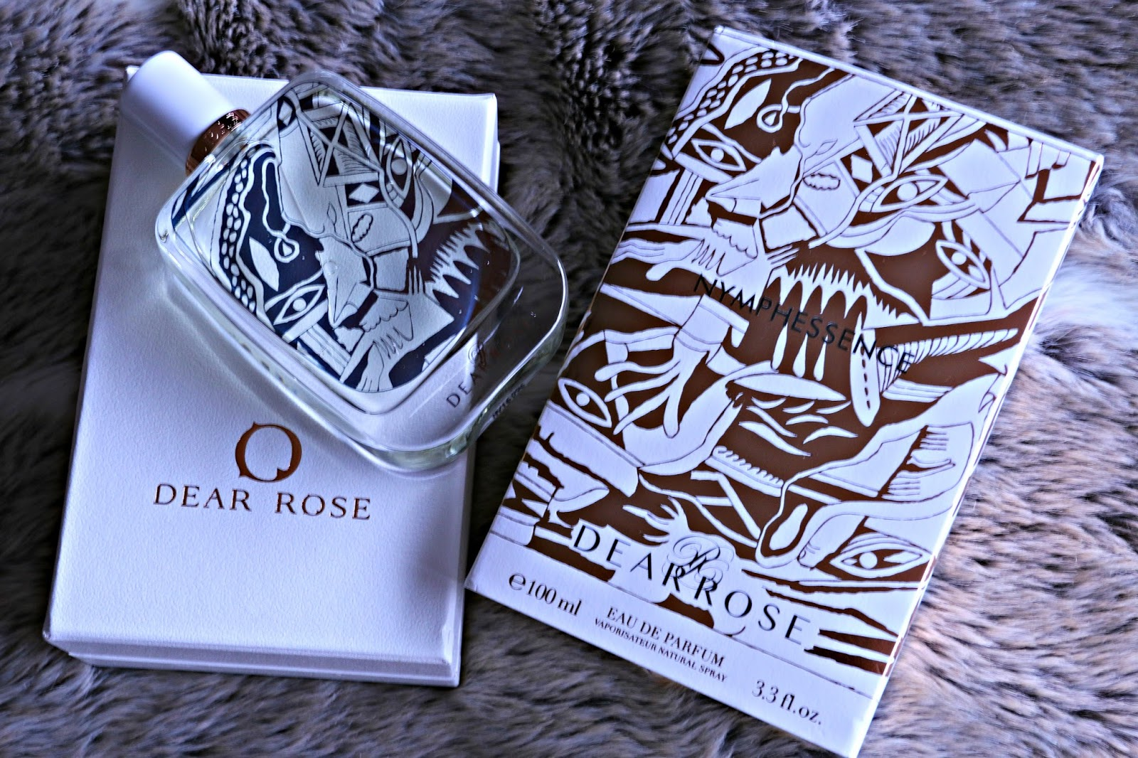 Dear Rose Nymphessence Fragrance Image