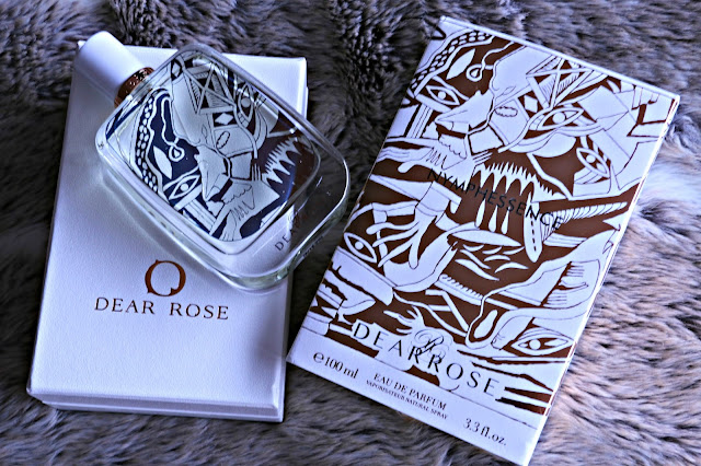 Dear Rose Nymphessence Fragrance Image