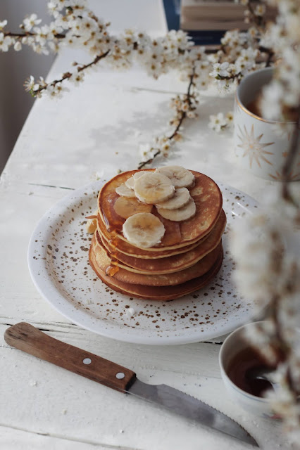 La ricetta dei pancake alla banana