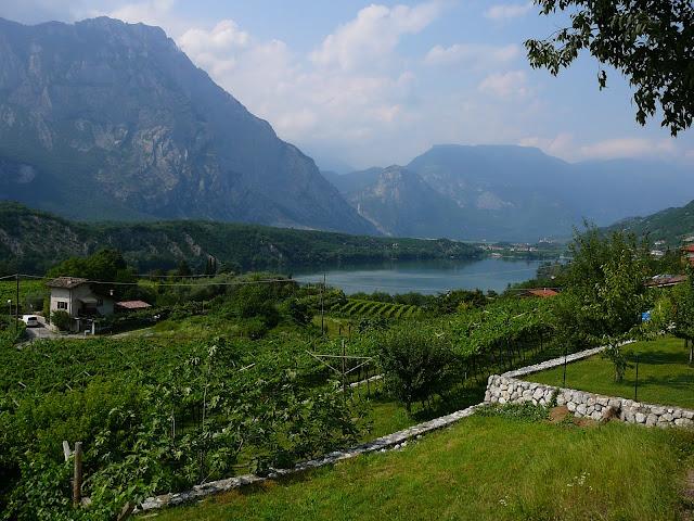 Percorso MTB Cavedine Altogarda Trentino