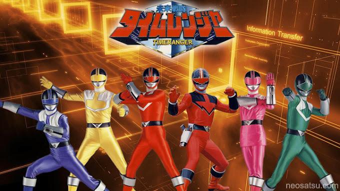 Mirai Sentai Timeranger Batch Subtitle Indonesia