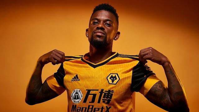 Wolverhampton completes the signing  Barcelona defender Nelson Semedo