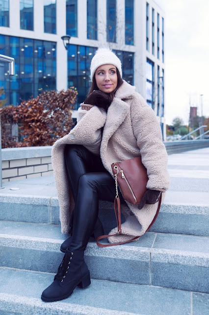 over 4o style winter coat