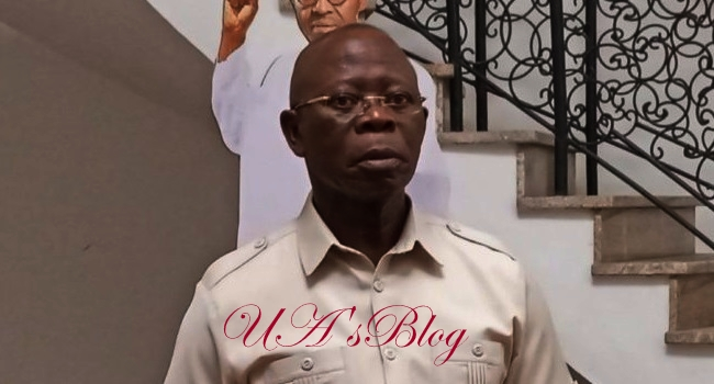 Oshiomhole Infected APC With Political Coronavirus - Orbih