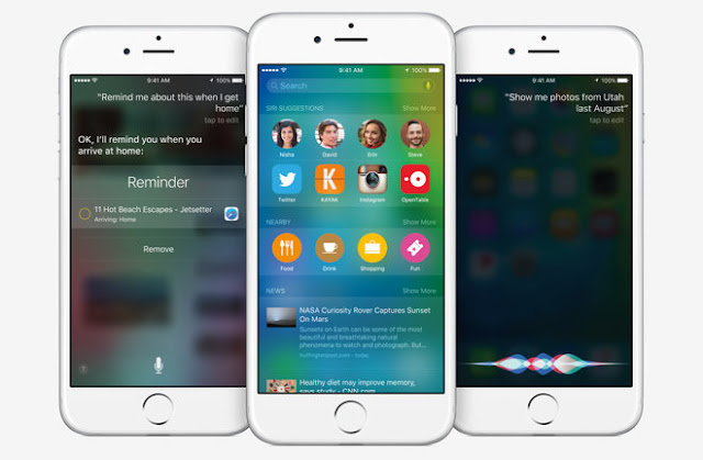 Apple lança primeira versão beta pública do iOS 9.2