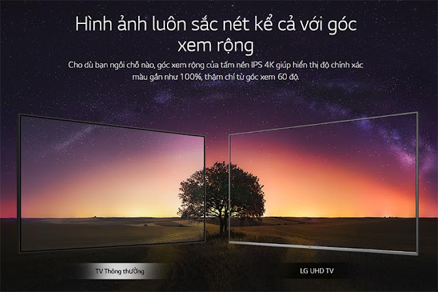 Smart Tivi 4K 49 inch LG 49UM7100PTA ThinQ A