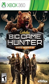 d3dcd98ae51418883f4e57dda581109b53640837 - Cabelas Big Game Hunter Pro Hunts XBOX360-COMPLEX
