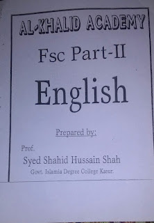 2nd year english notes pdf download