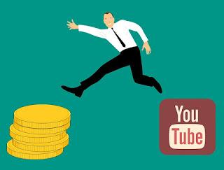 ربح المال من خلال تطبيق يوتيوب