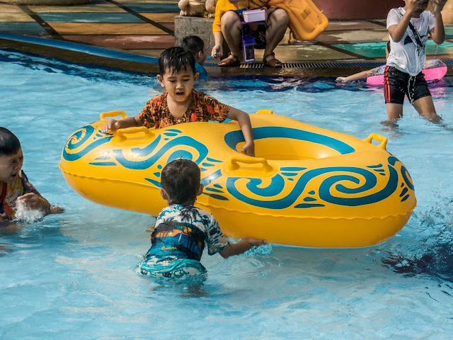 Lokasi Green Valley Waterpark Purwakarta