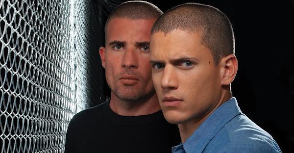 Onde ver a série Prison Brake?