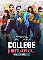 College Romance Season 2 Hindi 720p HDRip