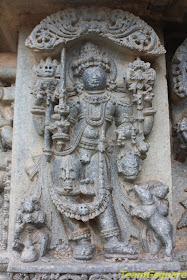 Lakshmi Narashima Temple Nuggenahalli