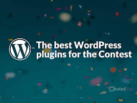 The best WordPress plugins for the Contest - Responsive Blogger Template