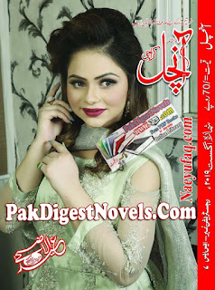 Aanchal Digest August 2019 Pdf Free Download
