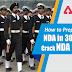 How to prepare for NDA in 30 Days: Crack NDA 2020