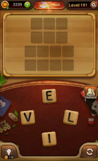 Word Connect Level 181 to 200 Answers