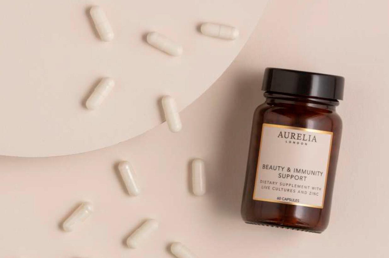 Auraelia London probiotiques