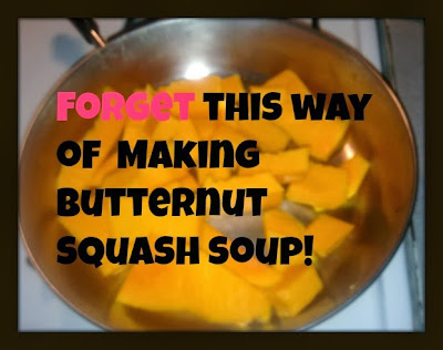Butternut Squash Soup Recipe bigfatdaddys