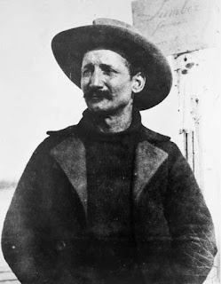 Felice Pedroni, a photograph taken in Alaska  in the early 20th century