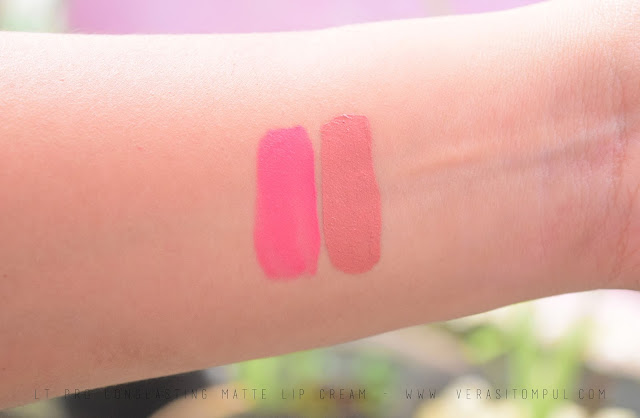LT Pro Long Lasting Matte Lip Cream No. 03 & 05