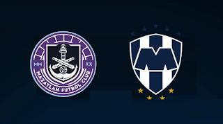 Mazatlan vs Monterrey Jornada 15 Torneo Apertura 2020