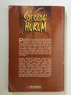 Sosiologi Hukum - Alvin S. Johnson