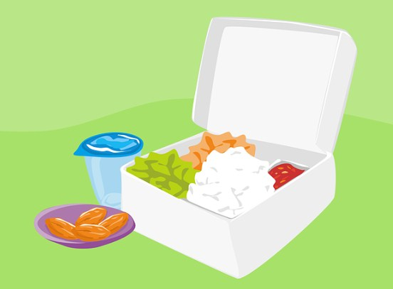 10 Pilihan Makanan Sehat Dan Bergizi Untuk Buka Puasa