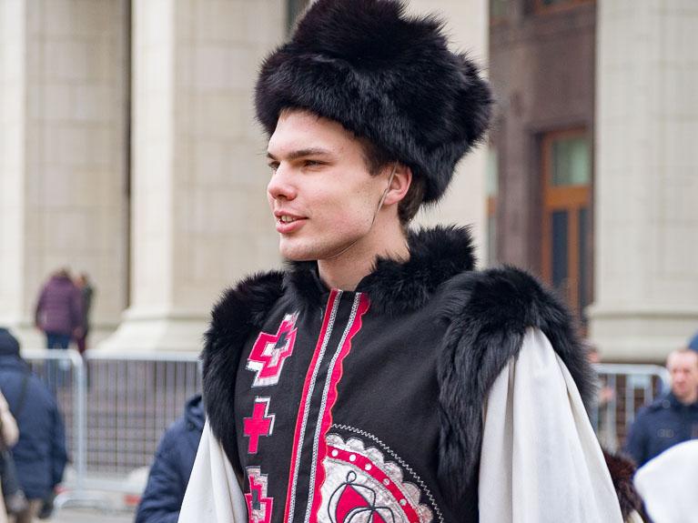 День народного единства на Красной площади 2017 г.