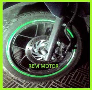 Apa Yang Anda Ketahui Tentang Rem Sepeda Motor Anda