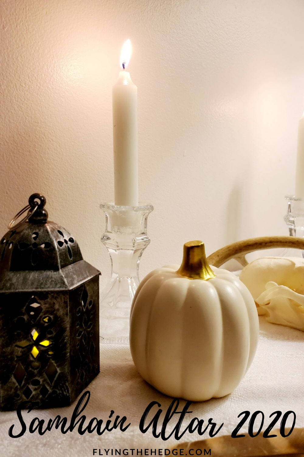 altar, sabbat, Samhain, Halloween, witchcraft, witchy, hedgewitch, pagan, neopagan, wiccan, wicca