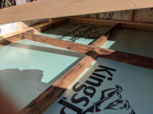 foam insulation boards