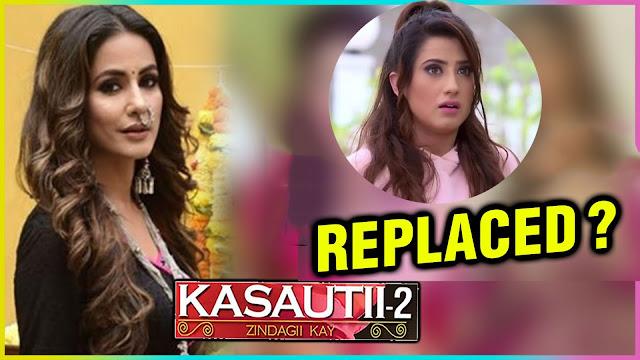 Big Breaking :  Alisha Panwar step in Hina Khan's shoes as new Komolika in Kasauti Zindagi Ki 2
