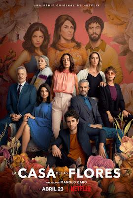 La casa de las flores temporada 3 Poster