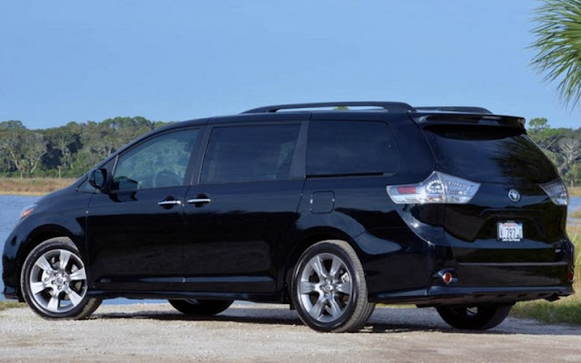 2018 Toyota Sienna Changes