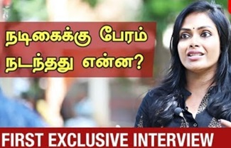 Actress Jayalakshmi Opens up | Exclusive Interview