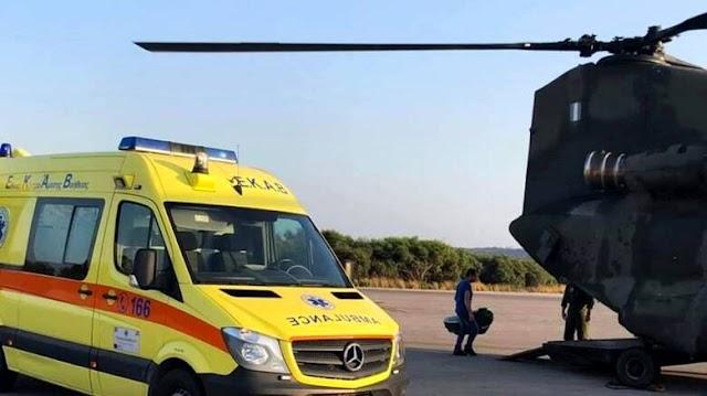 Ενίσχυση γιατρών για τις αεροδιακομιδές στα νησιά ζήτησε ο Μ.Κόνσολας