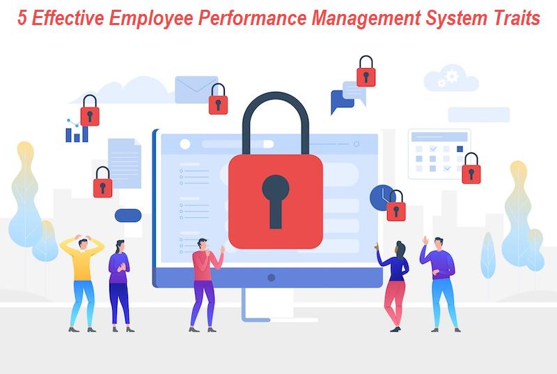 Employee Performance Management System