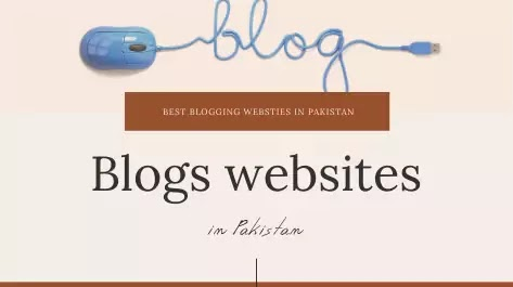 Blogging websites in Pakistan to earn money online
