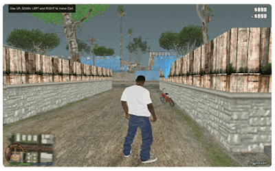 gta san andreas new city mod free download